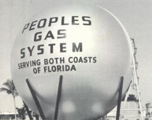 TECO Peoples Gas history