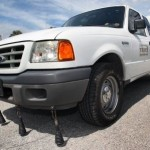 natural gas sniffer truck