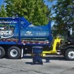 natural gas fleet vehicle