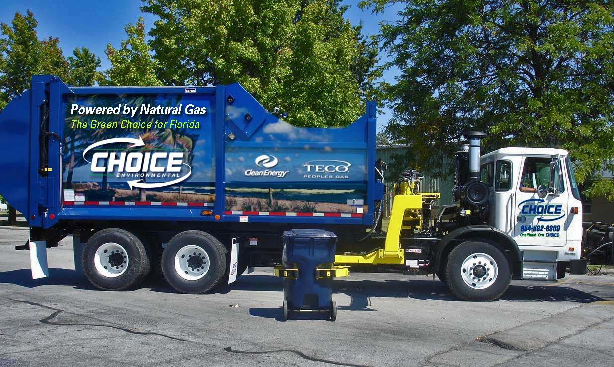 Natural Gas Fleet Vehicles Are Good For Florida's Economy