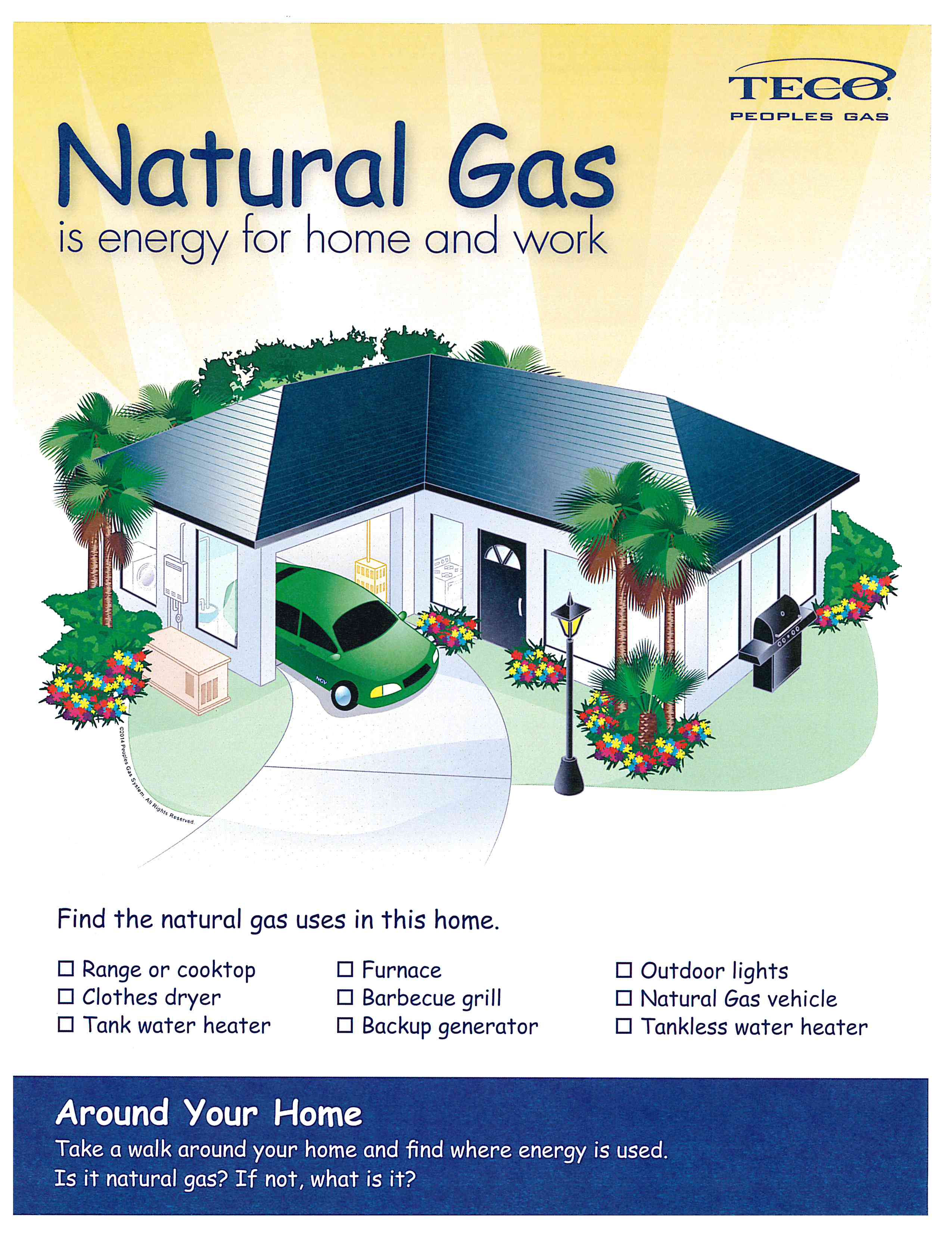 Natural gas facts for kidsPeoples Gas Blog