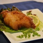 stout battered fish
