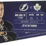 Win 2 Free Lightning Hockey Tickets. Section 120 – Great Seats!