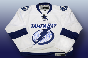 Autographed Lightning Jersey