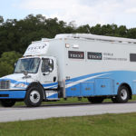 Our mobile command center - one tool among many we use to serve the community during crisis situations - is ready to roll as Hurricane Matthew arrives.