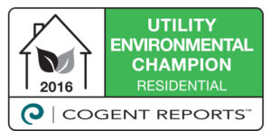 Peoples Gas honor - Utility Environmental Champion