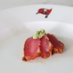 Spicy Coriander Yellowtail Tuna