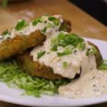 Fried green toms